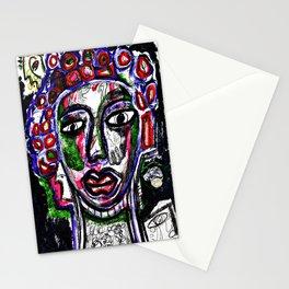 La Reina del Mambo Stationery Cards
