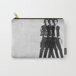 Triple Harrison  Carry-All Pouch