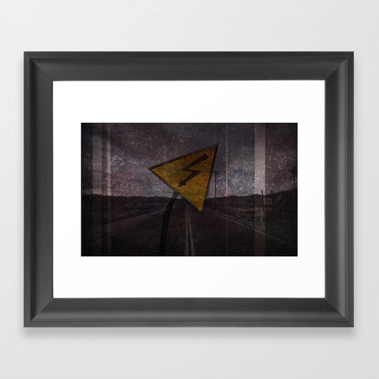 """The Big Dream"" by Matthew Vidalis Framed Art Print"