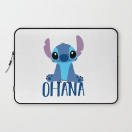 Stitch Ohana Laptop Sleeve