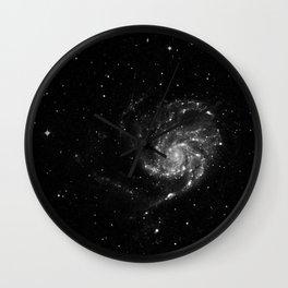 Galaxy Space Stars Universe | Comforter Wall Clock