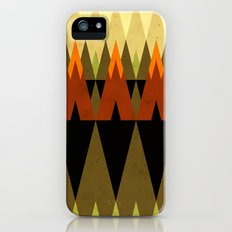 living in the woods Slim Case iPhone (5, 5s)