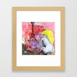 PIPE DREAM 027 Framed Art Print