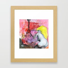 PIPE DREAM 027 Framed Art Print