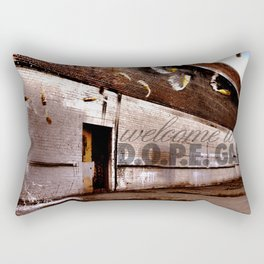 40 oz Crash Rectangular Pillow
