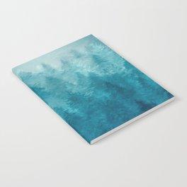 Misty Pine Forest 2 Notebook