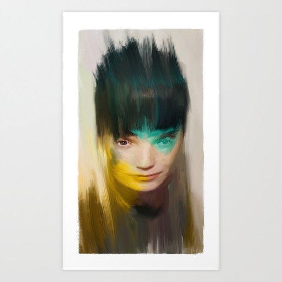 quintillion Art Print