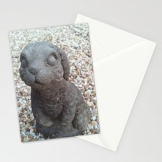 Beware of Bunny Stationery Cards