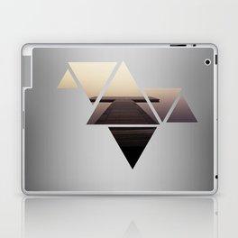 Triangles 2 Laptop & iPad Skin