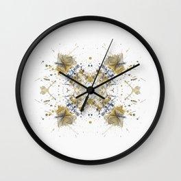 Inkdala LXVI Wall Clock