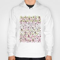 tattoos Hoodies featuring TATTOOS LOVE by Stylegrafico