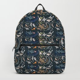 "FINconceivable Still ""Sharks"" Backpack"