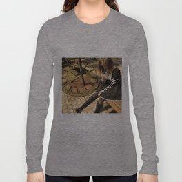 Clockwork lady Long Sleeve T-shirt