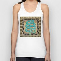 alchemy Tank Tops featuring Alchemy by Sophia F Gibson