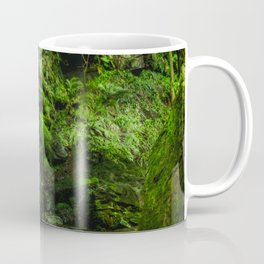 Mallyan in Green Coffee Mug