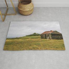 Little House on the Prairie Rug