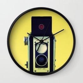 Duaflex II Camera Wall Clock