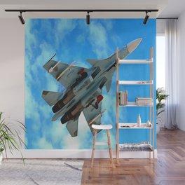 Flight Wall Mural