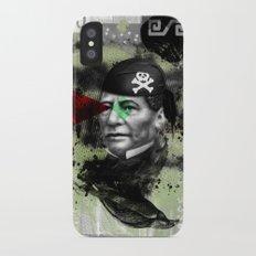 benito iPhone X Slim Case