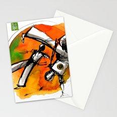 Capoeira 752 Stationery Cards