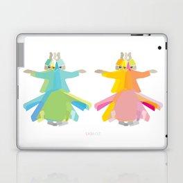 Mevlana - Whirling Dervish Laptop & iPad Skin