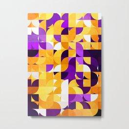 Geometric XXV Metal Print