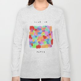 Numerous Colors in This World no.3 Long Sleeve T-shirt