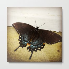 Nature's Art Metal Print