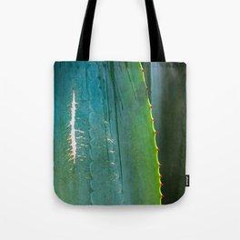Scarred Succulent Tote Bag
