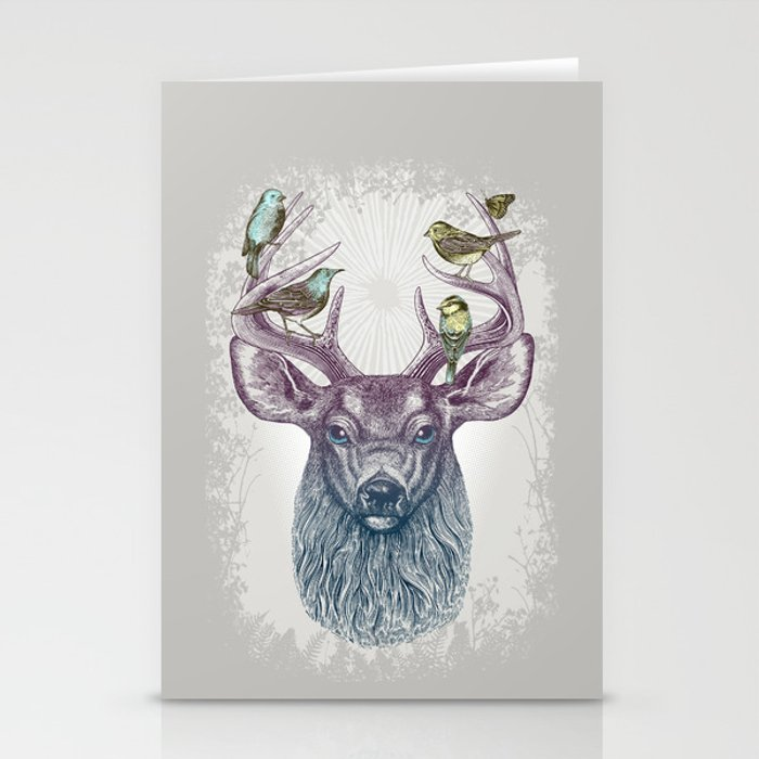 Magic Buck Stationery Cards