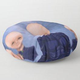 Aliens Floor Pillow