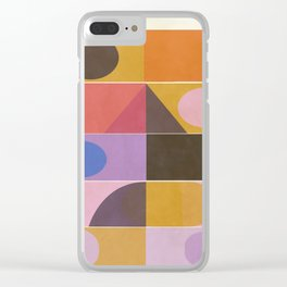 Modern Totem  #society6 #buyart #decor Clear iPhone Case