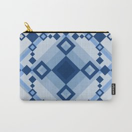 Sicilian Rhombus Carry-All Pouch