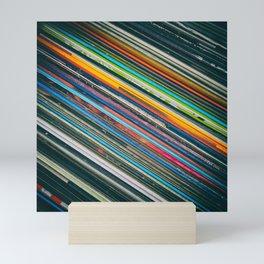 For The Love of Vinyl Mini Art Print