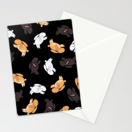 Bunnies! Stationery Cards