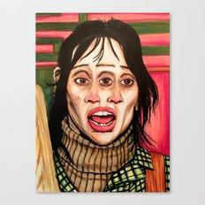 Wendy Canvas Print
