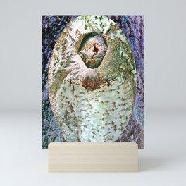 Tree Talk 2 Mini Art Print