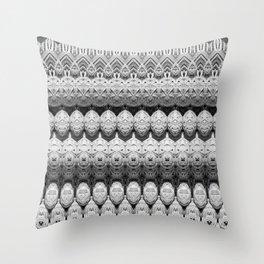 Rattan Throw Pillow