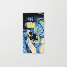 Potter Starry Night Hand & Bath Towel