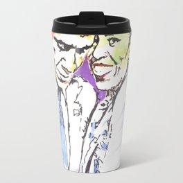 Black Love from the Obamas Travel Mug