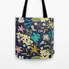 Bella Midnight Tote Bag