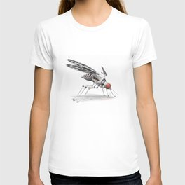 Cyber mosquito  T-shirt