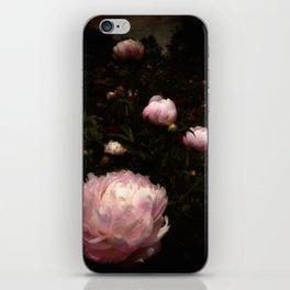 Peony 9 iPhone Skin