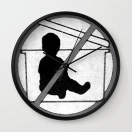 Don't! Wall Clock