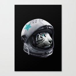 Astro Tiger Canvas Print