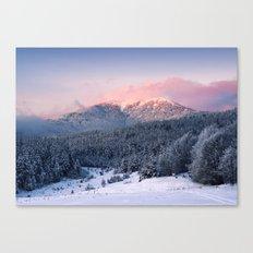 Mountain II Canvas Print