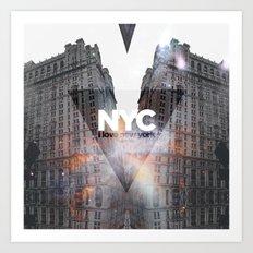 NYC - I Love New York 5 Art Print