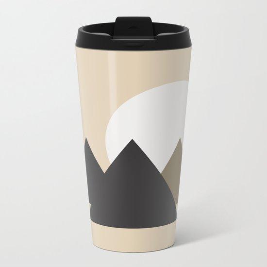 Giza Metal Travel Mug
