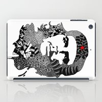 che iPad Cases featuring CHE by Rebecca Bear