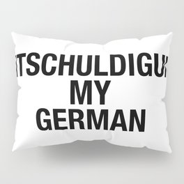 GERMANY Pillow Sham
